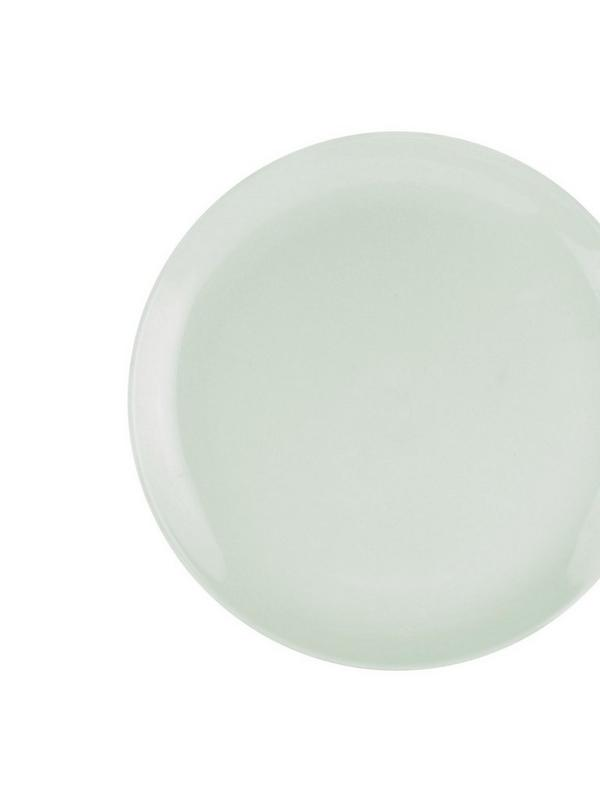 portmerion choices green plate