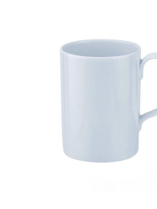 portmerion blue mug