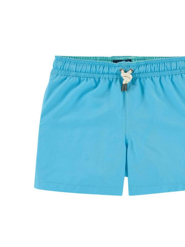 Ralph Lauren Blue Boys Swim Shorts