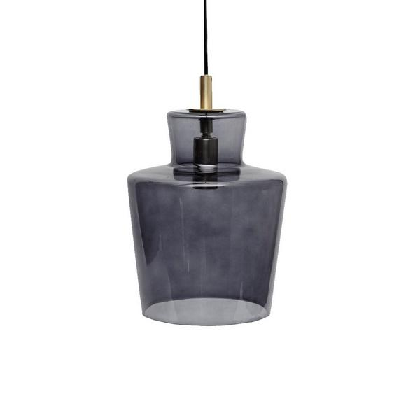 french connection smoked ceiling lamp