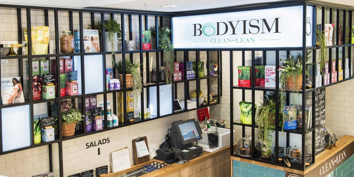 Bodyism Cafe