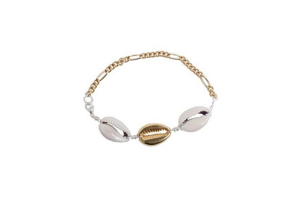 Wald Berlin Me Myself And I Shell Bracelet