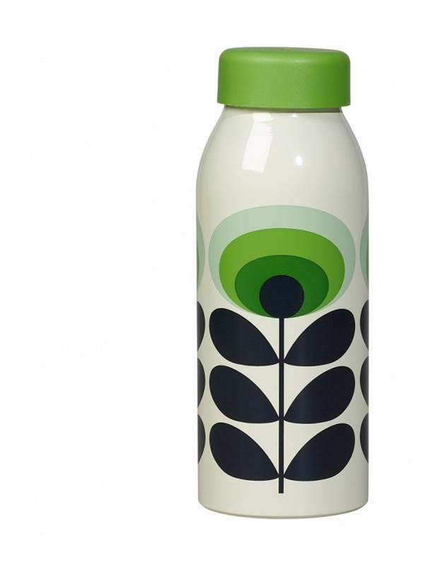 orla kiehly oval insulated bottle in green
