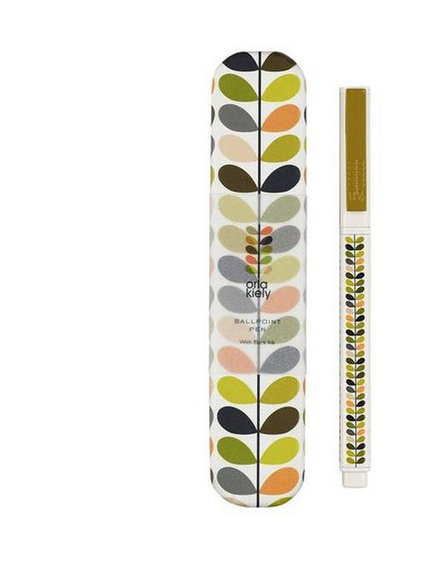 orla kiely ball point pen