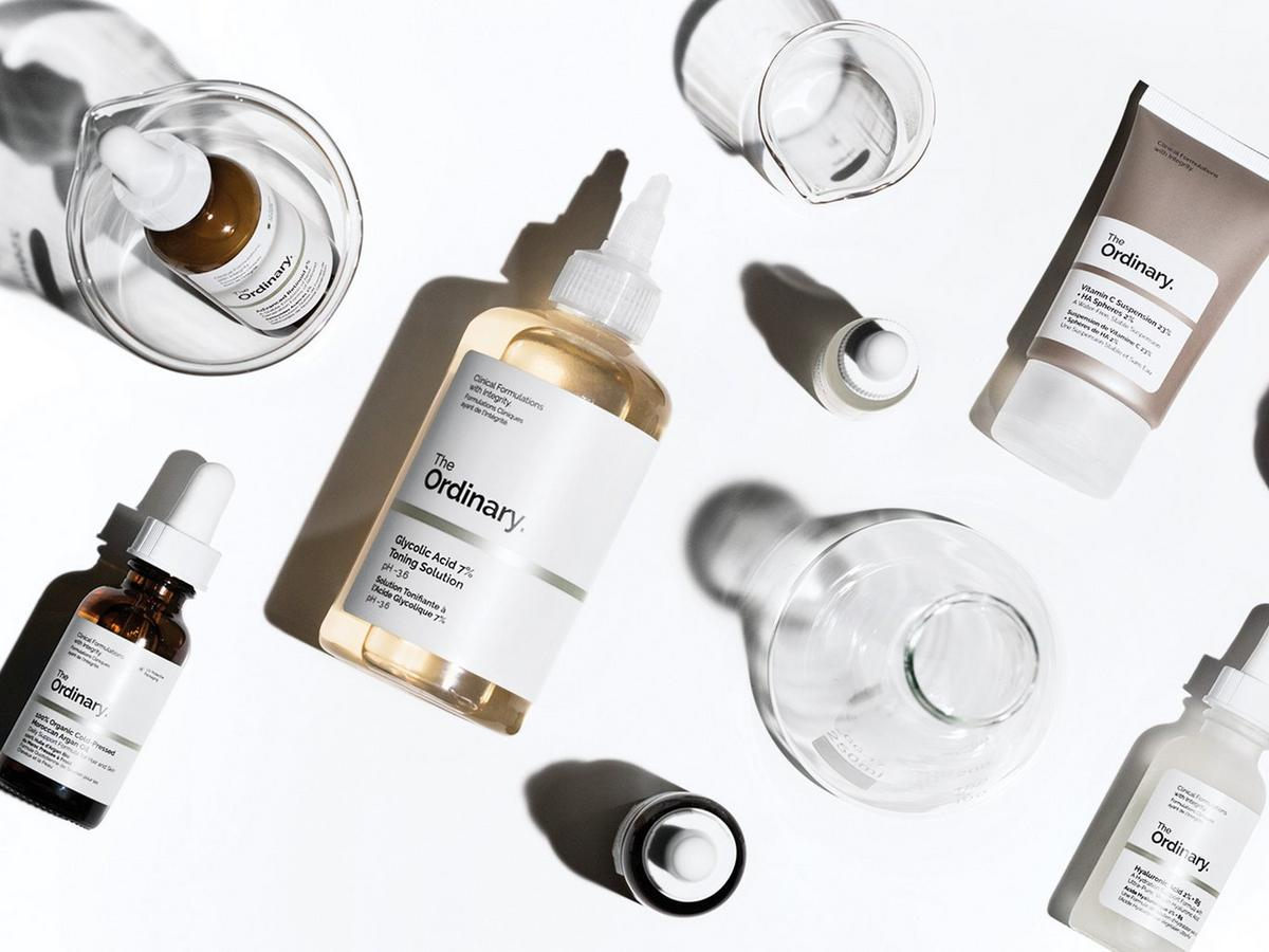 the ordinary suncare and tanning