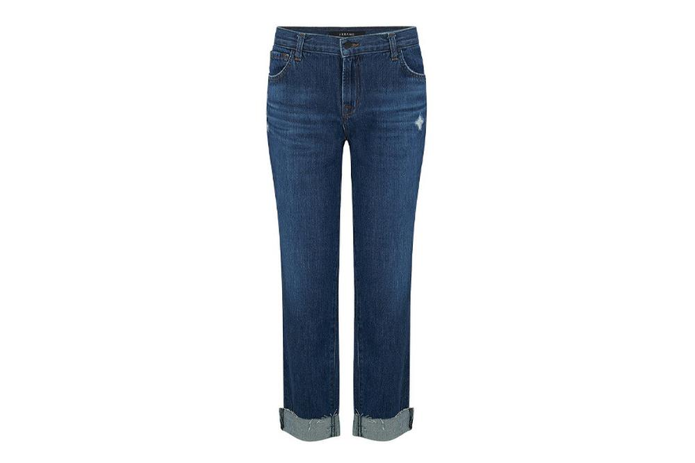 j brand johnny mid rise double take jeans
