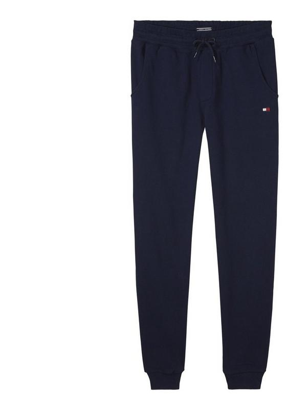 Tommy Flat Core Track Pant in Navy