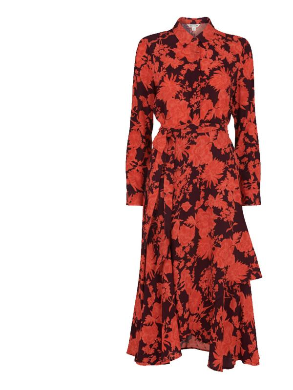 whistles esme wrap dress