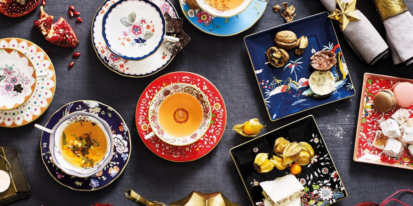 wedgwood wonderlust collection