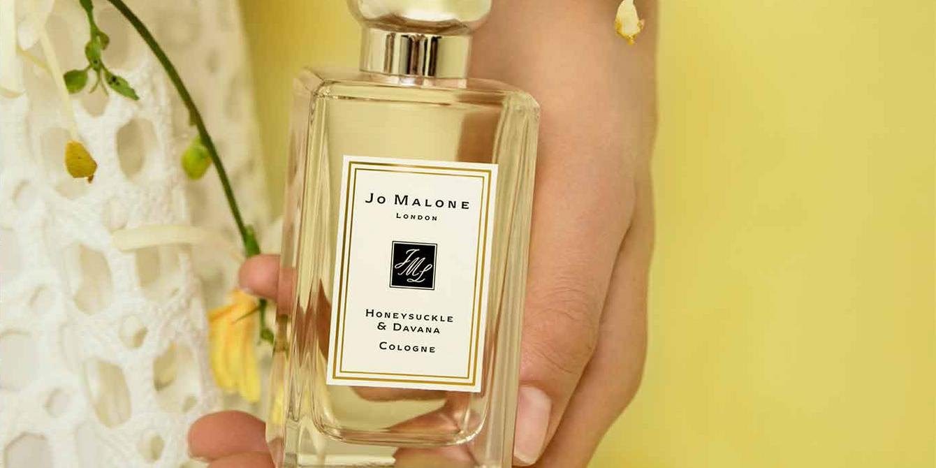 jo malone london honeysuckle and davana