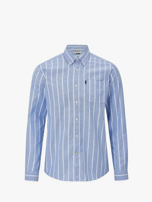 Barbour Striped Oxford Shirt