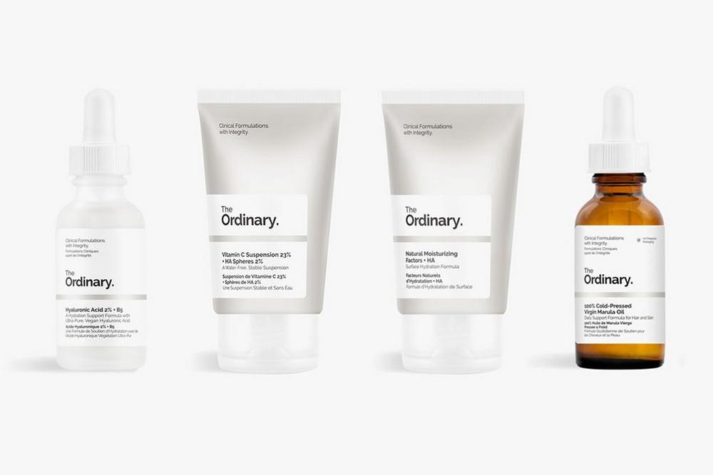 the ordinary dry dehydrated skin