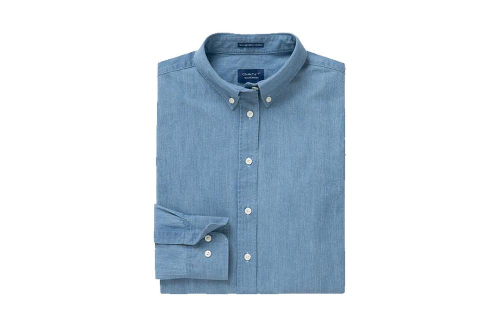 Gant womens chambray shirt