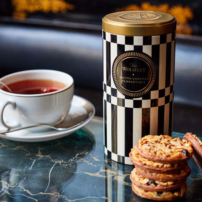 The Wolseley Chocolate Florentines Campaign