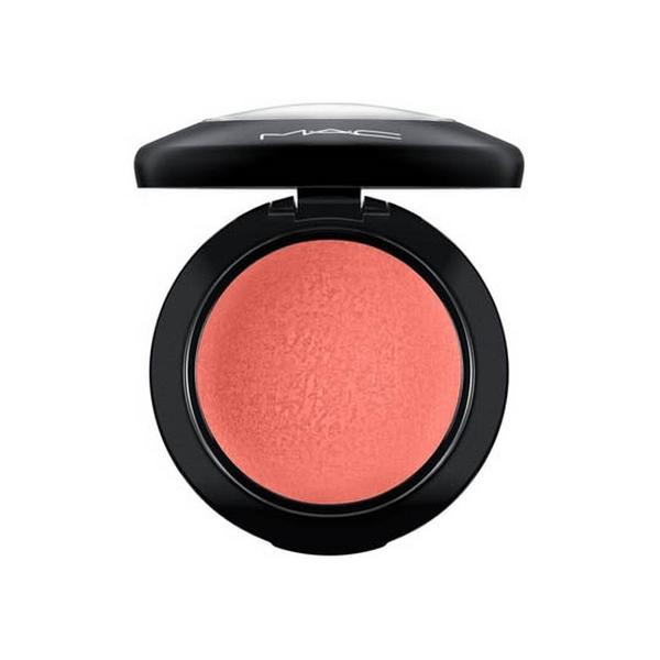 MAC mineralize blush flirting with danger