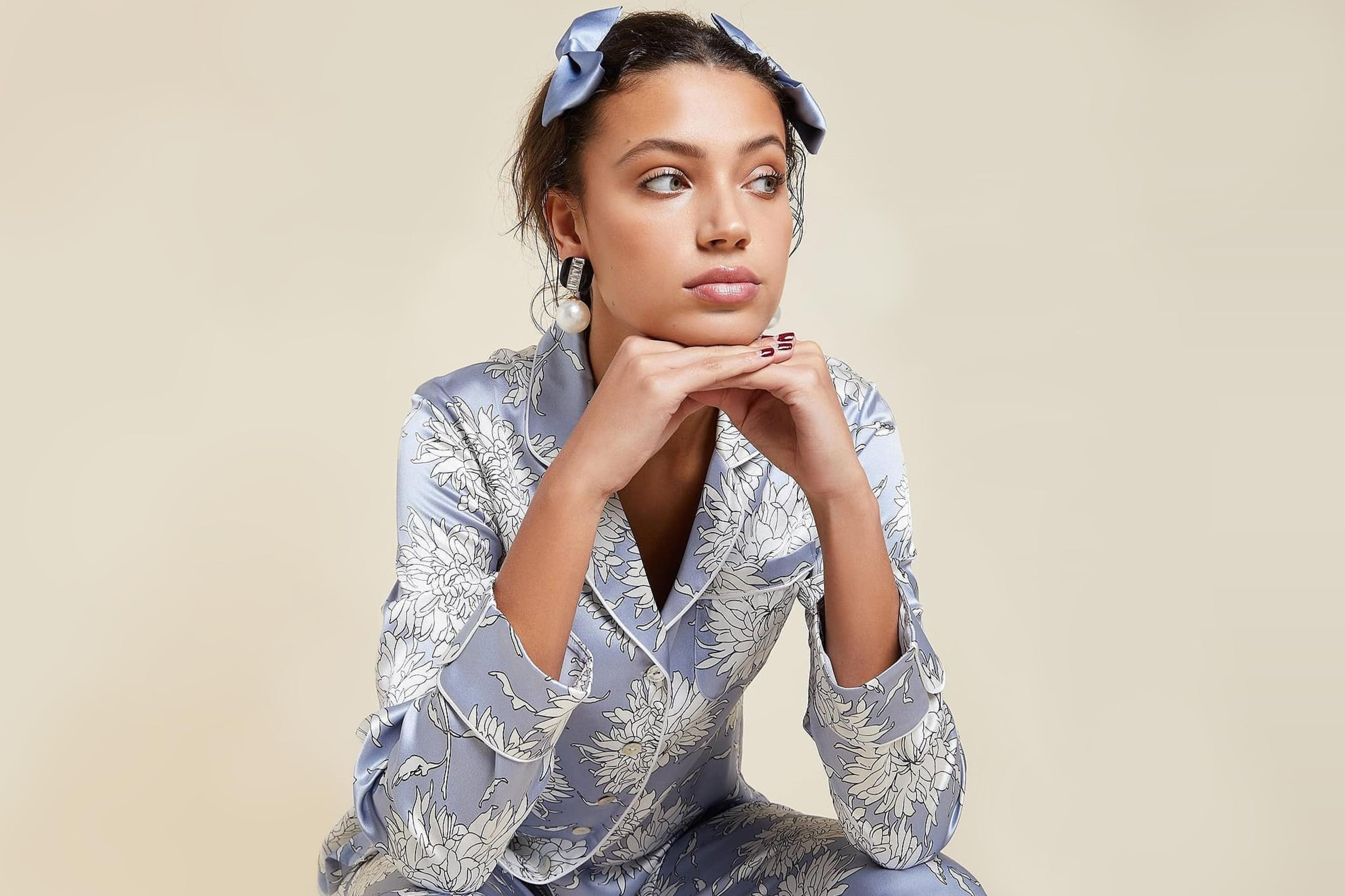olivia von halle sleepwear edit featured image