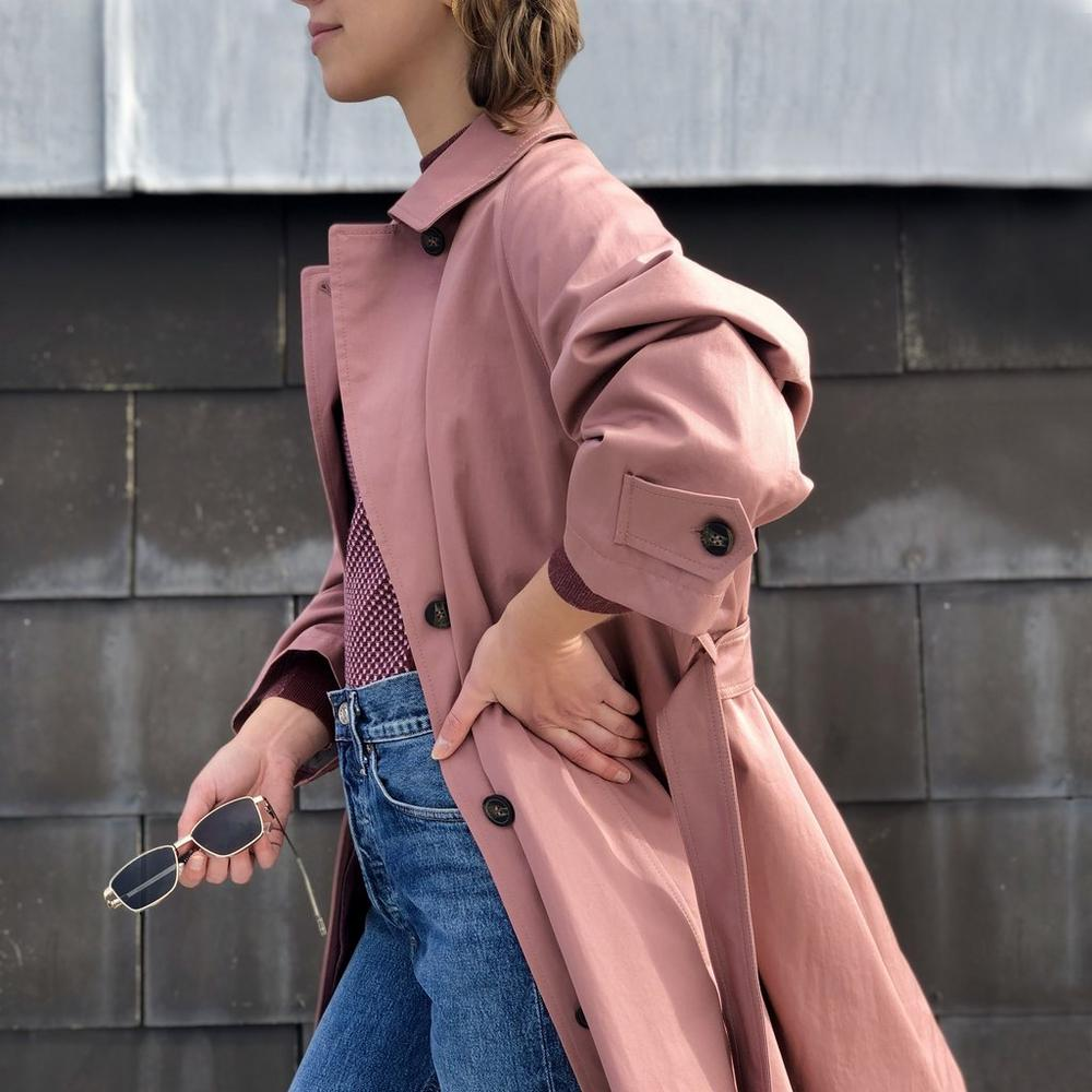 Weekend-Max-Mara-Petra-Cotton-Trench-Coat