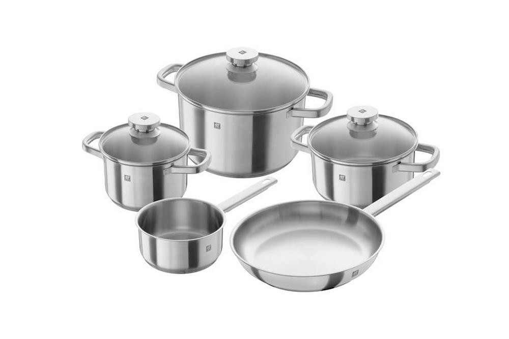zwilling joy 5 piece pan set