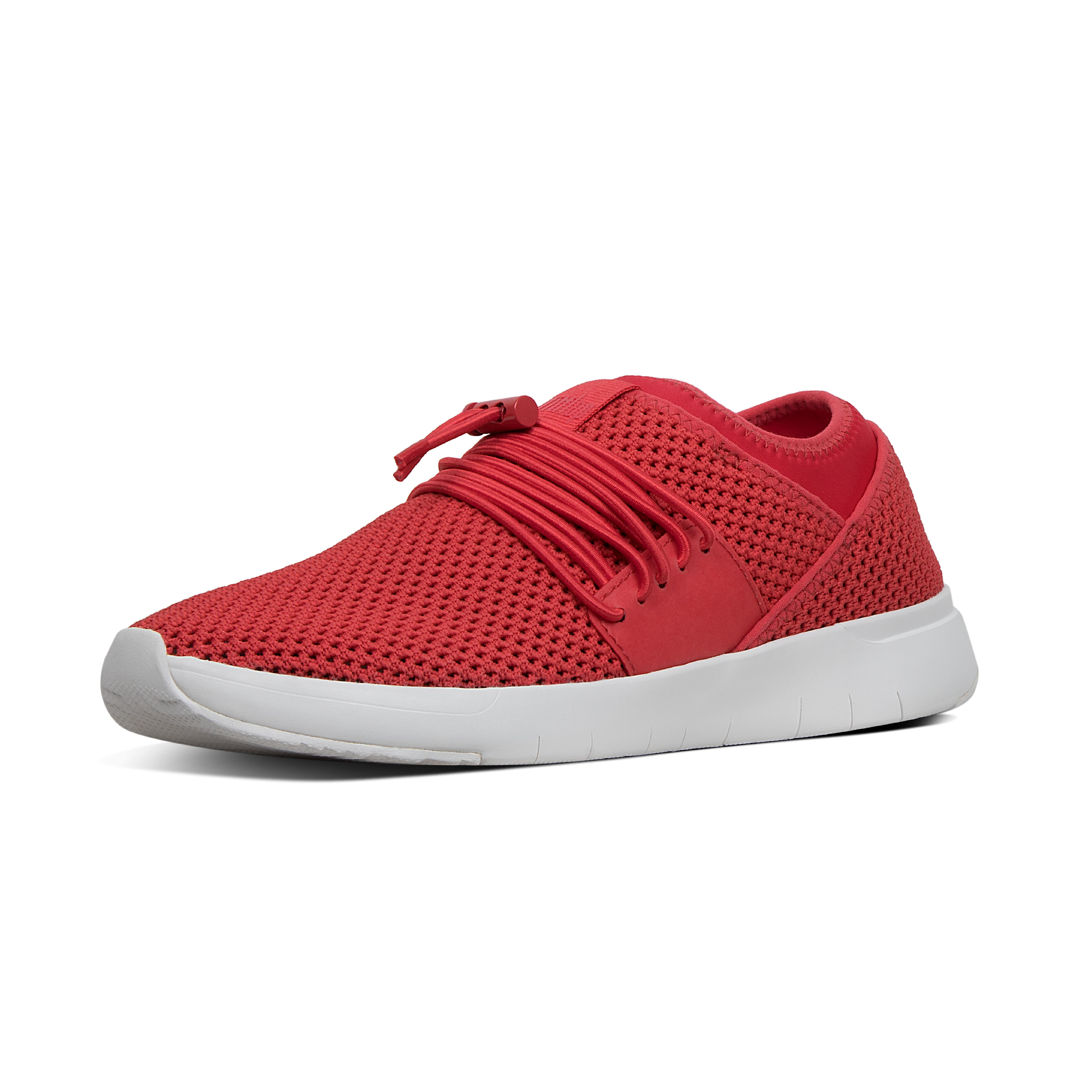 Airmesh lace up sneaker passion red r64 695?v=3