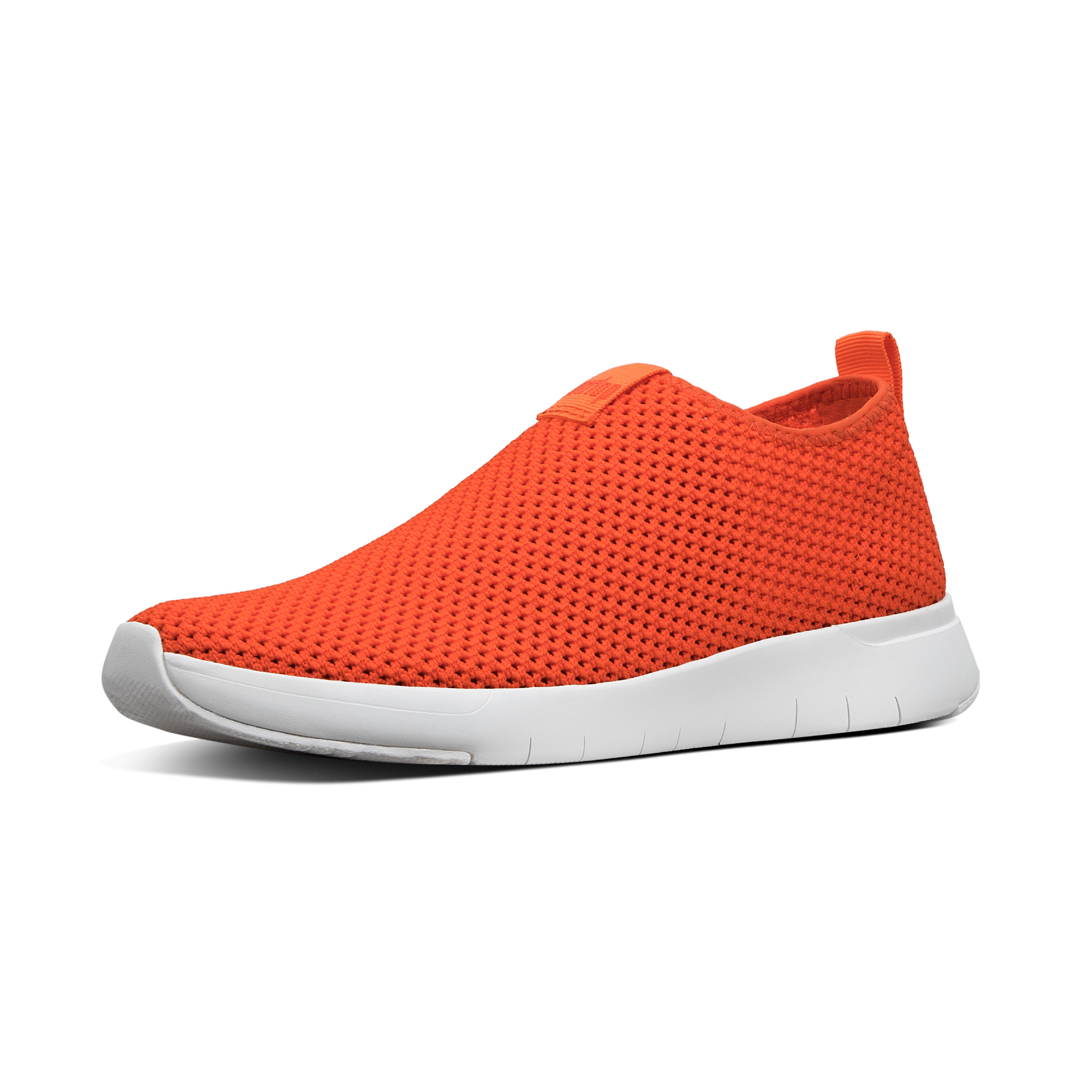 Airmesh slip on sneaker neon orange r63 694?v=3