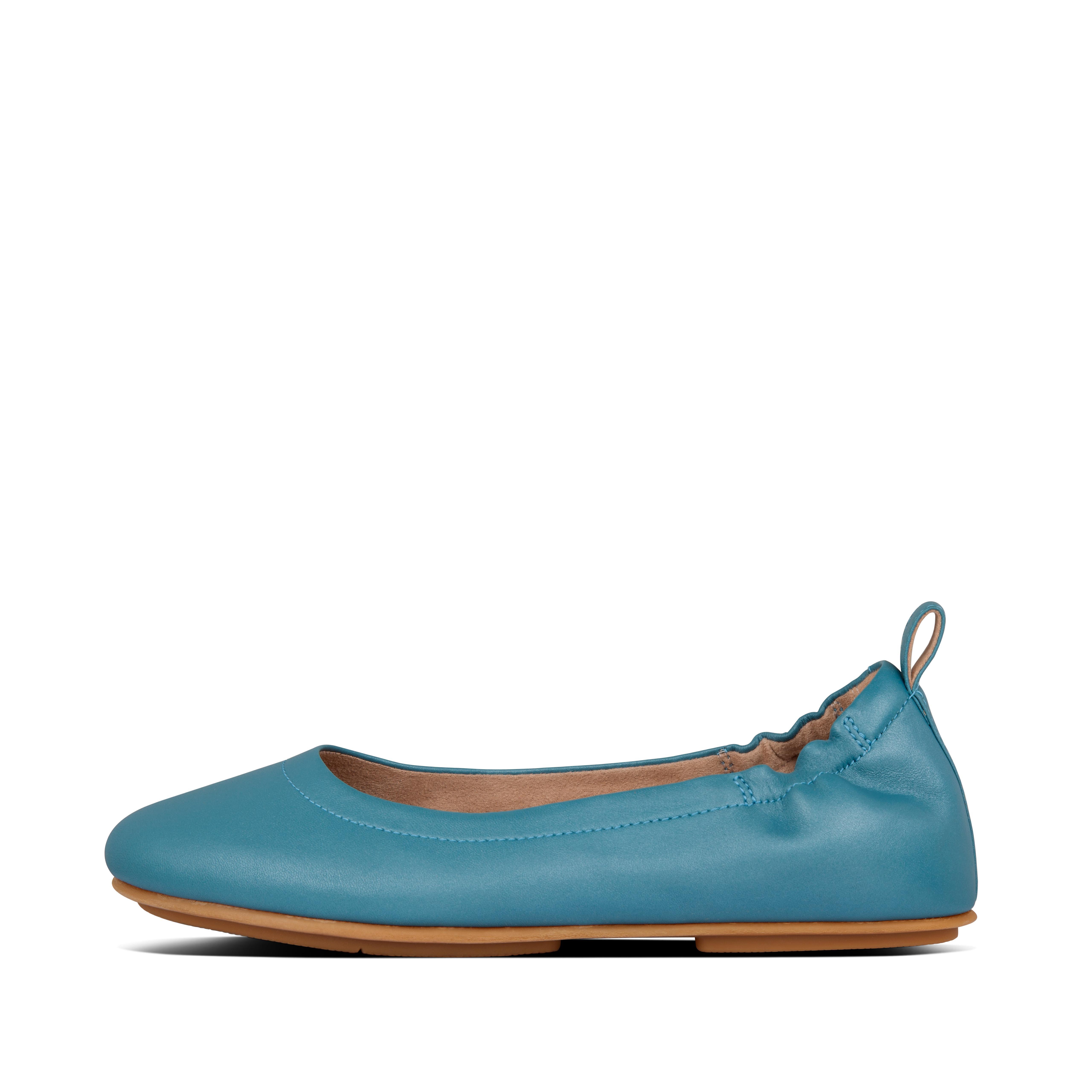 Allegro metallic ballerinas turquoise x69 730?v=6