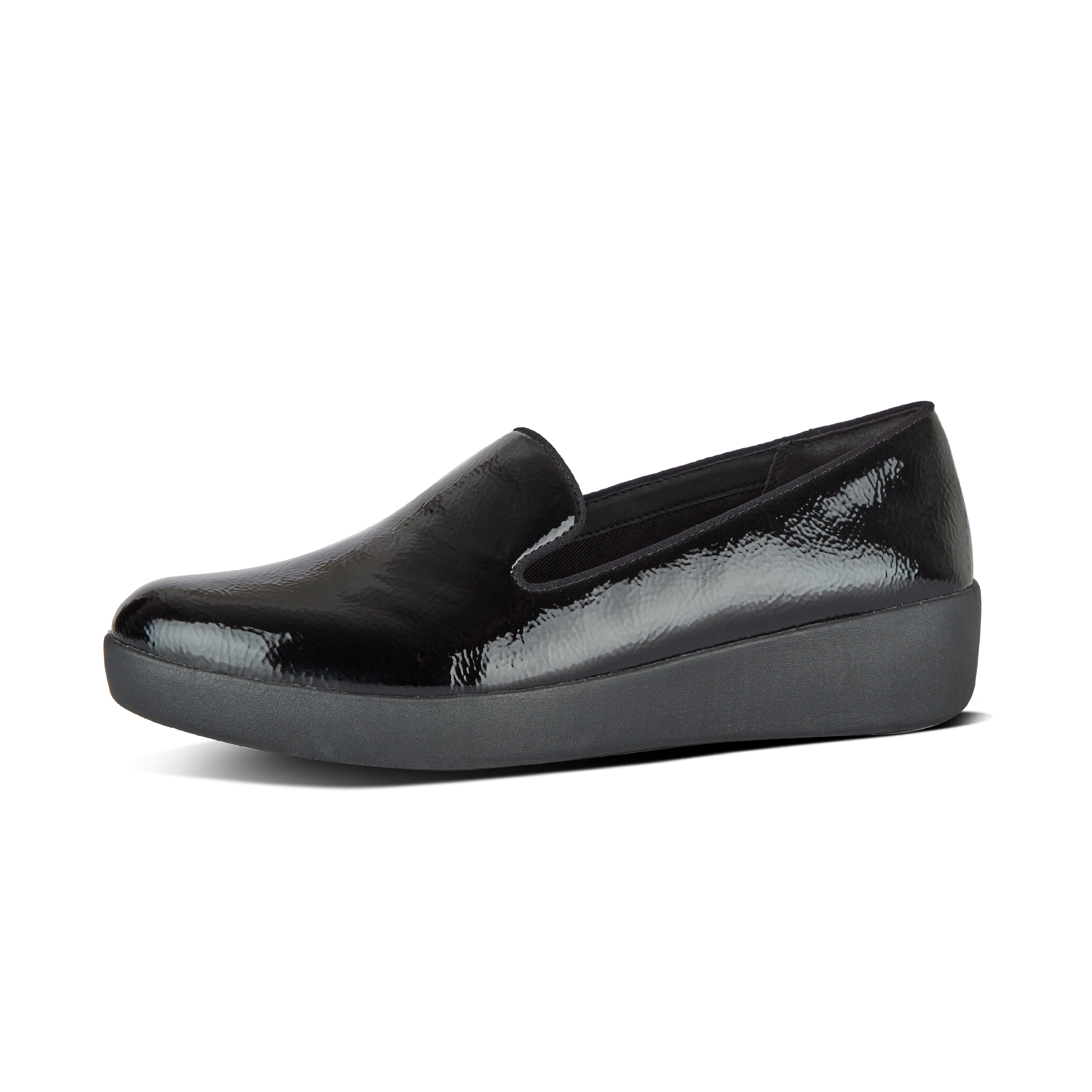 Audrey crinkle patent smoking slippers black m94 001?v=3