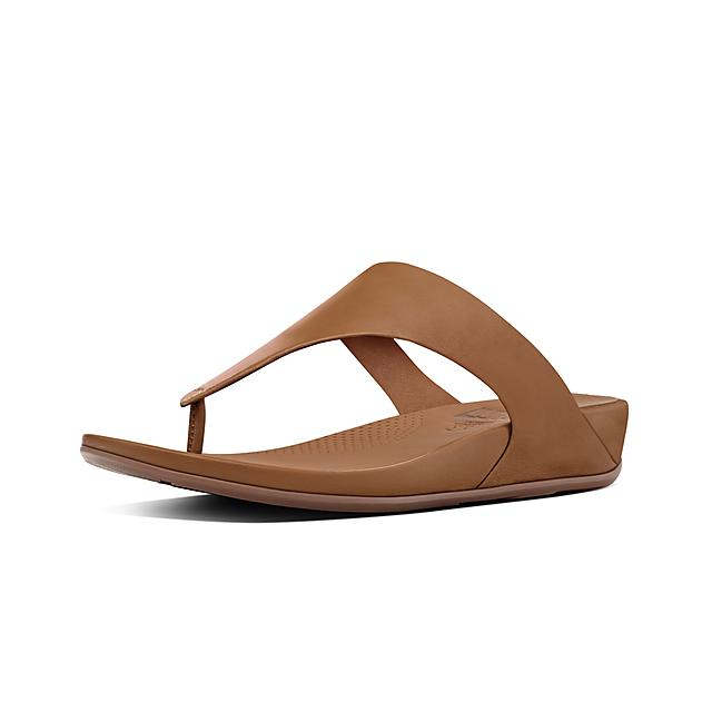 5335f938b Women s BANDA Leather Toe-Thongs
