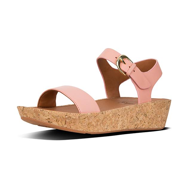 e318f98a1 Women s BON-II Leather Back-Strap-Sandals