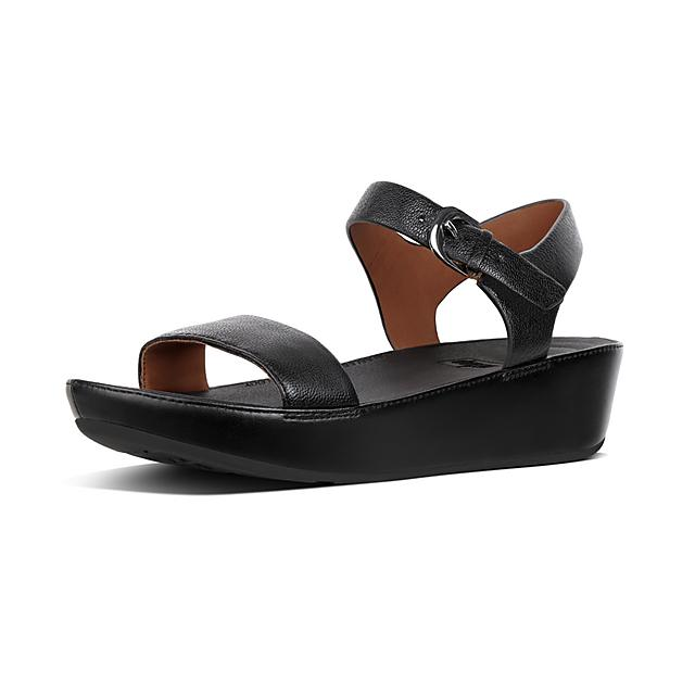 ab21a2ccc Women s BON-II Leather Back-Strap-Sandals