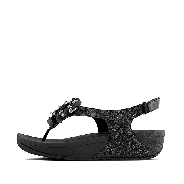 d7508f5b648 Women s BOOGALOO Leather Back-Strap-Sandals