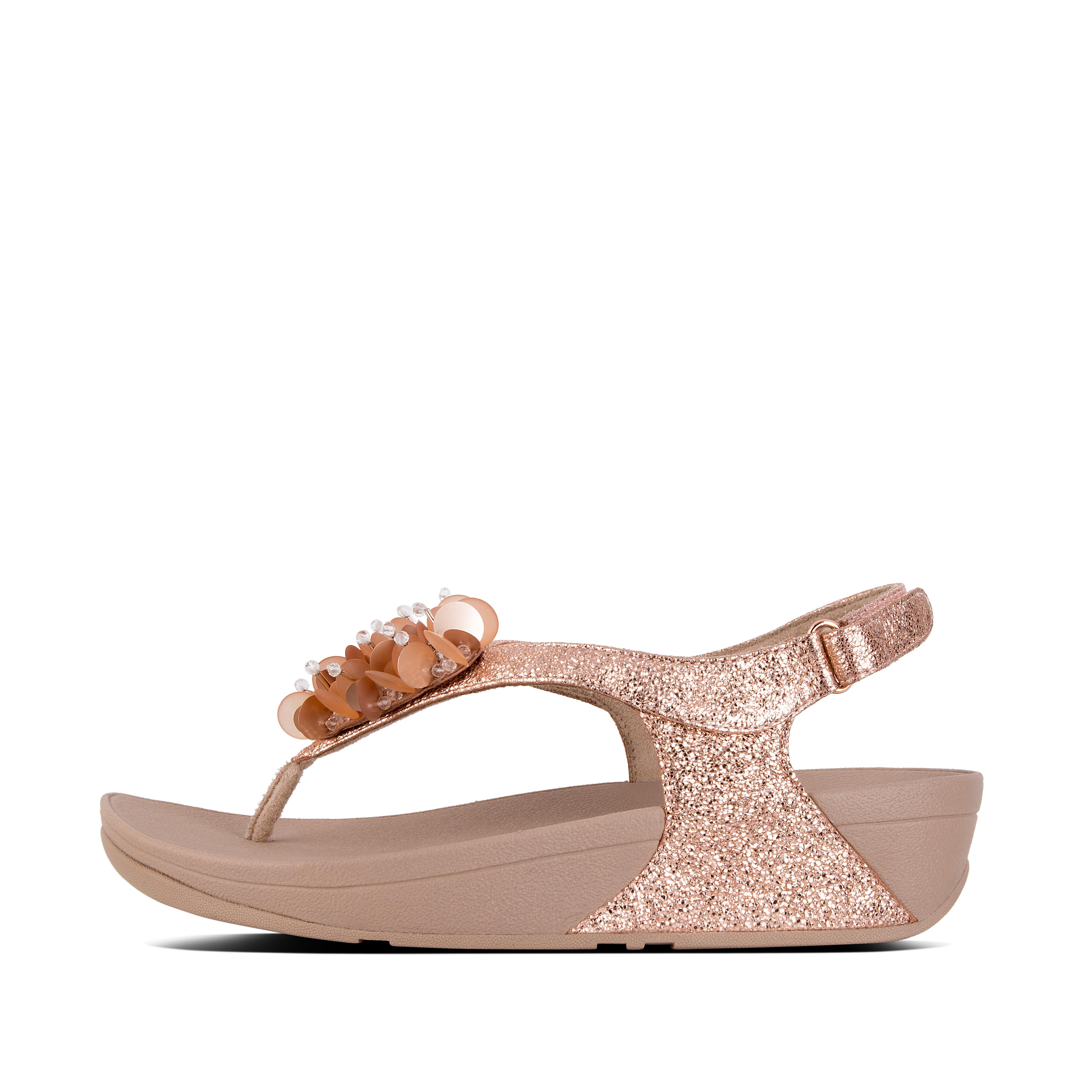 Boogaloo back strap sandal rose gold i37 323?v=7