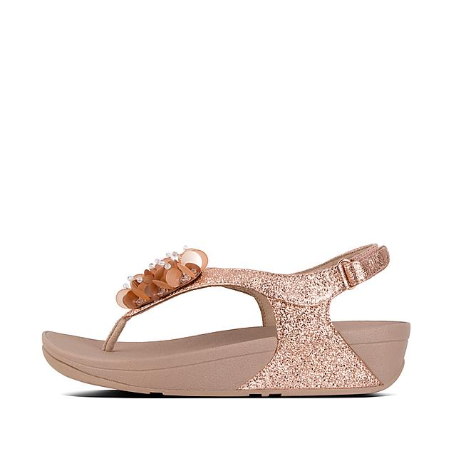 c925157274f Women s BOOGALOO Leather Back-Strap-Sandals