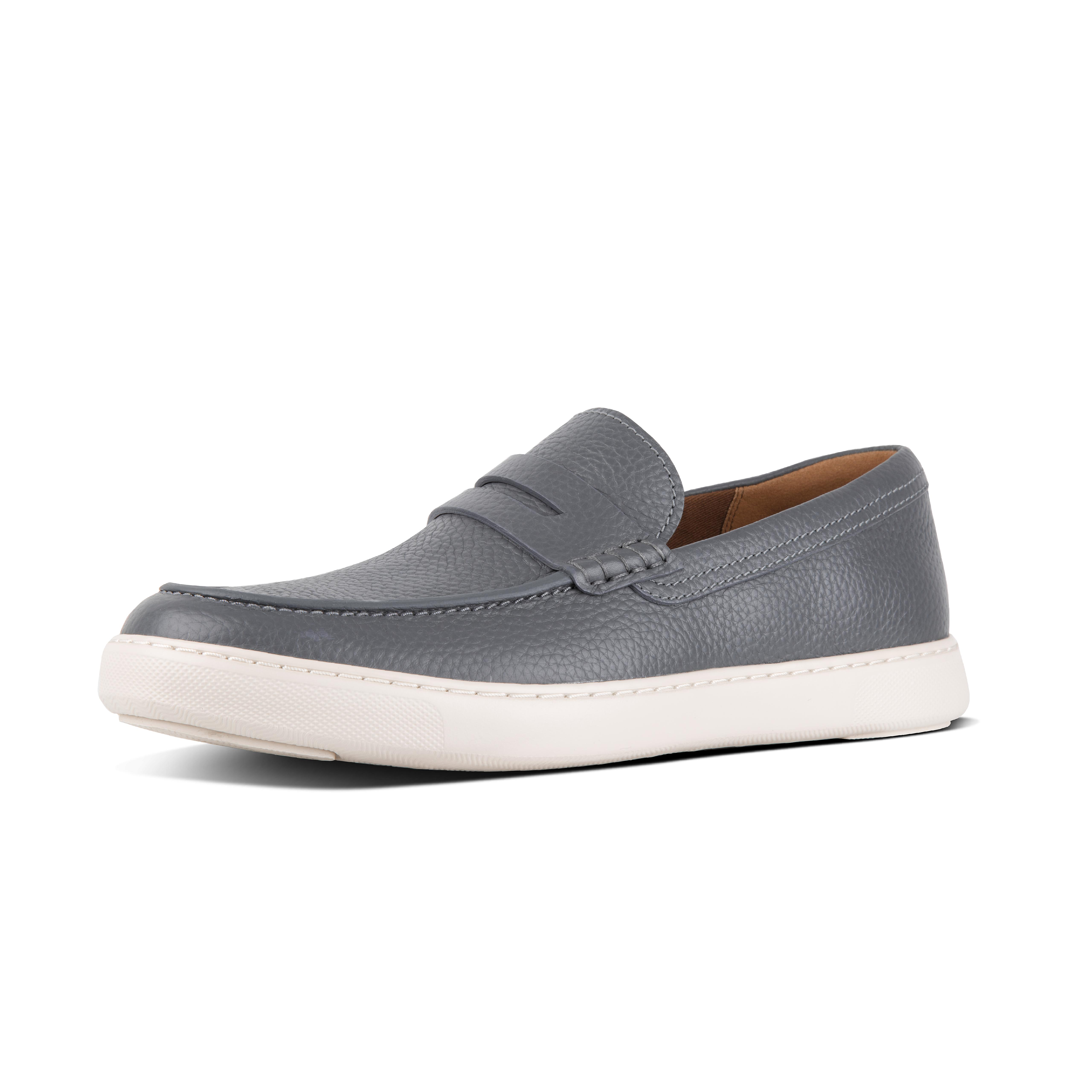 Boston leather loafer charcoal grey n08 052?v=3