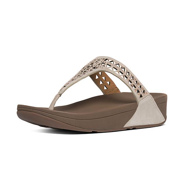 9e491e781 Women s CARMEL Suede Toe-Thongs