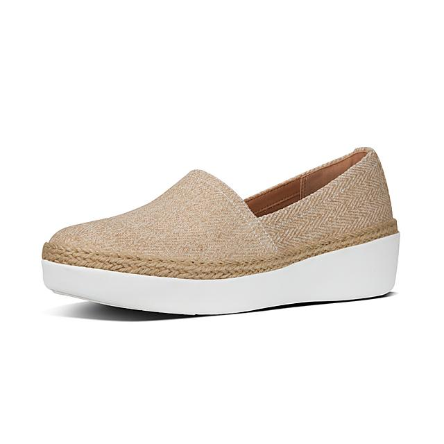 cacb51a4c32 Women s CASA Textile Loafers