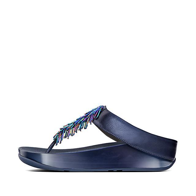 a801250e9e27 Women s CHA-CHA Leather Toe-Thongs