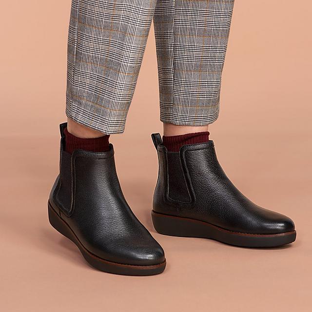 ad8985c8089743 CHAI. Classic Chelsea Boots