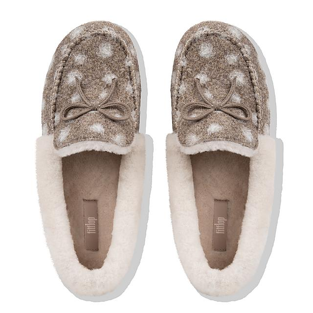 0814842982ba Women s CLARA Wool-Shearling Slippers