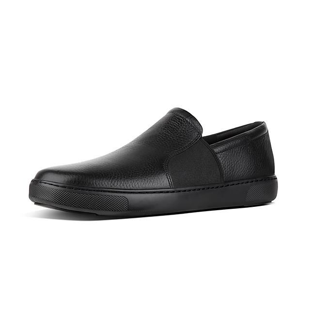 5ccc94e0554 COLLINS. Men s Leather Slip-On ...