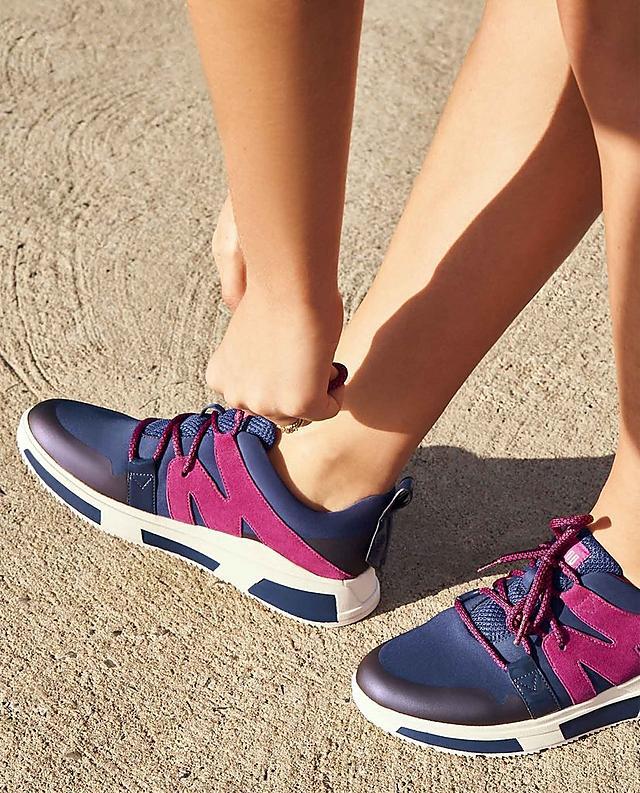 Fitflop Chunky Carita Sneaker in multi colours