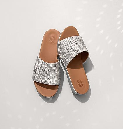 FitFlop Holiday Shop, Sola slides.