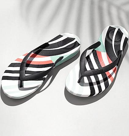 FitFlop Holiday Shop, Mens iQushion Flip Flops.
