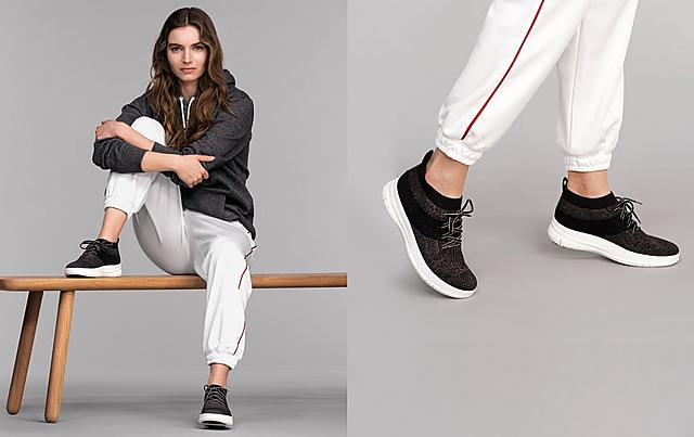 FitFlop Ubernknit sneakers.