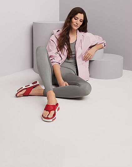 FitFlop Sporty Logo Toe-Post.