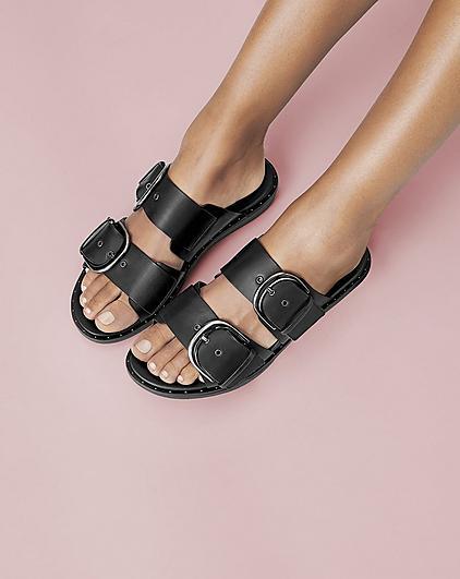 FitFlop Buckeup Sandals for Women.