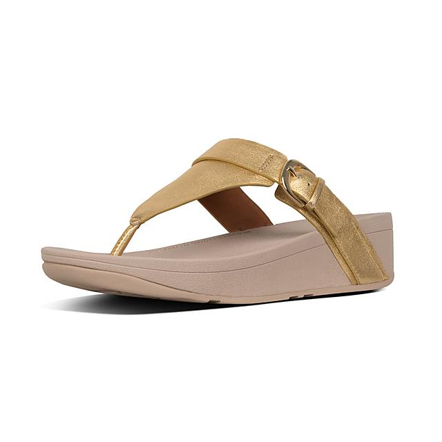 timeless design ed9c1 5507d Women's EDIT Leather Toe-Thongs