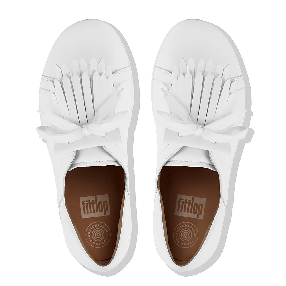 973d0b5ae4a319 ... F-SPORTY II. Click to zoom get cheap 89198 418a8  FitFlop Women s F- Sporty Leather Lace-Up Sneakers ...