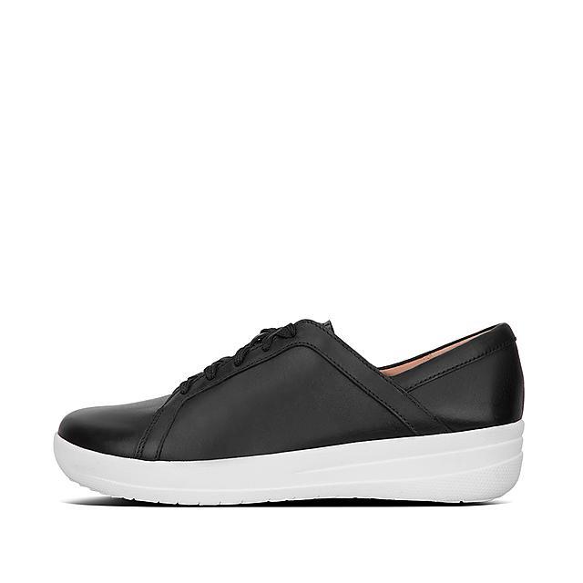 2d727254b Women s F-SPORTY-II Leather Sneakers