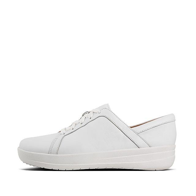 f6a065c8d941 Women s F-SPORTY-II Leather Sneakers