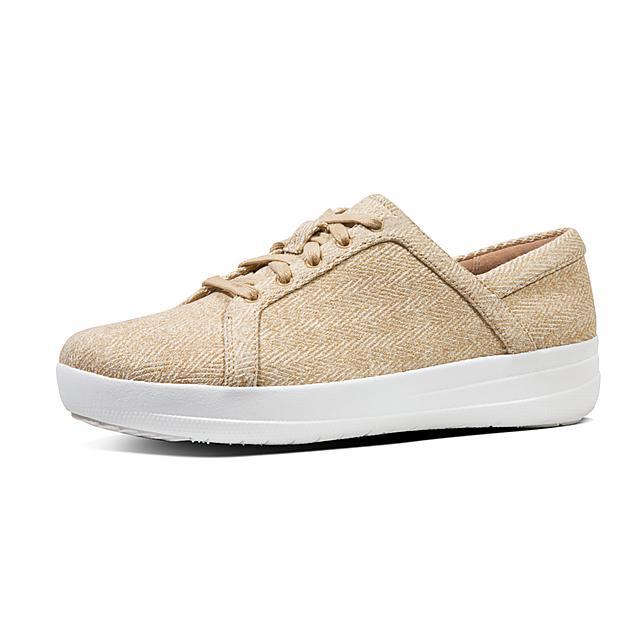 1b27fc6caeeb Women s F-SPORTY-II Textile Sneakers